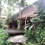 Terrace loby restaurant