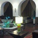 More Lobby - aesthetically pleasing & artsy