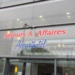 Foto de Sejours & Affaires Lille - Europe