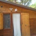 Uno dei bungalow!