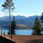 Dillon Lake from backside Building #3