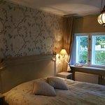 De klassiek ingerichte kamer Charlottenborg