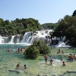 wycieczka na wodospady Krka