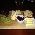 This is a proper cheese board !