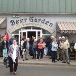 Beer Garden Restaurant; Tallinn, Estonia