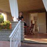 BETTA in veranda