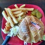 USMC Burger