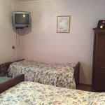Ouderwetse kamer
