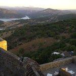 Vistas desde el castillo
