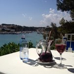 Sangria & seaviews!