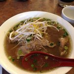 Pho #1 on the menu, small