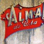 Alma de Cuba Sign
