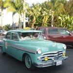 Showdbrook's own classic car