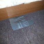 Modern carpet repairs.