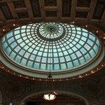 Tiffany dome