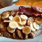 Banana Dream French Toast