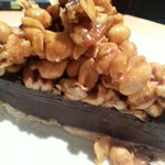 Mixed nut cake