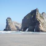 Whirinaki beach