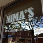 Nima's Pizza