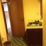 Baño de la habitación número 9