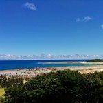 『あやまる岬』から望む奄美の海