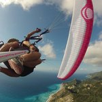 Paragliding in Greece-Lefkada