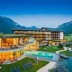 Photo de Hotel Rieser Aktiv & Spa Resort