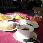 Il Pettirosso Agriturismo,  breakfast