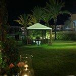 ภาพถ่ายของ Restaurant at Hasdrubal Thalassa Hotel