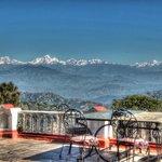 Beautiful View of the Himalayas from Himalayan Horizon