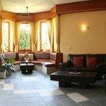 Rosenhof B&B Guest Lounge