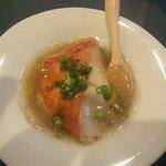 金目鯛の料理
