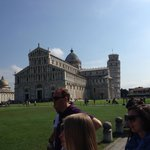 PISA & THE LEANING TOWER tour