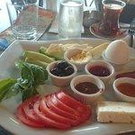 turkish petit déj