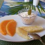 Breakfast (1st course)