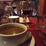 Délicieuse soupe marocaine!
