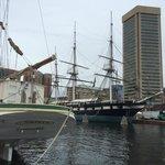 Inner Harbor Ships