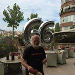 Celebration of birthday - 66 year