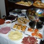 Breakfast at El Mudayyan