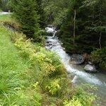 River near Milders