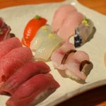 Plate of Sushi Specials