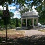Vimy Memorial in Kiwanis Park