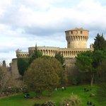 La Rocca Nuova con il Mastio