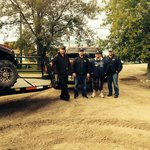 ATV group from Manitou area