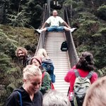Lynn Canyon walking tour