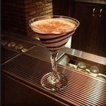 toblerone cocktail..... mouthgasm @ The Lounge, Goulburn Workers Club