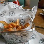 The fry basket