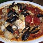 Zuppa di pesce top notch!!