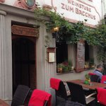 A nice cafe/wine bar