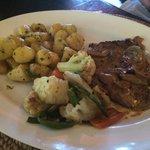 Black Peppered Steak